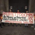 Test d'ingresso 2017 - flash mob all'Università Statale di Milano