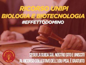 f76a2c11fea87 PISA  parte il ricorso contro i test di Biologia e Biotecnologie!