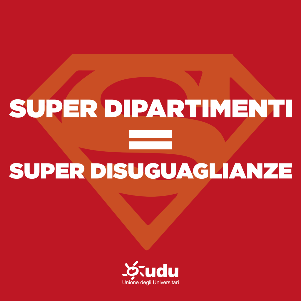 SUPERDIPARTIMENTI