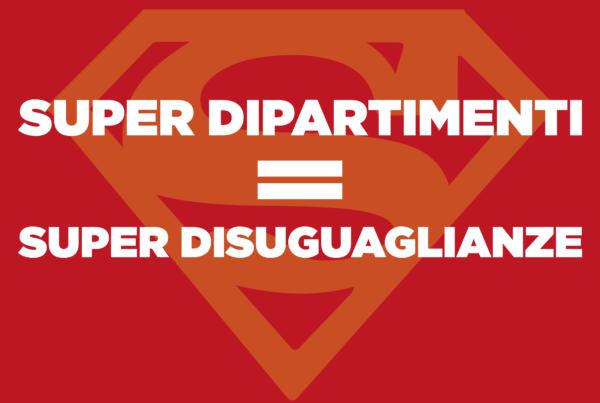 SUPERDIPARTIMENTI