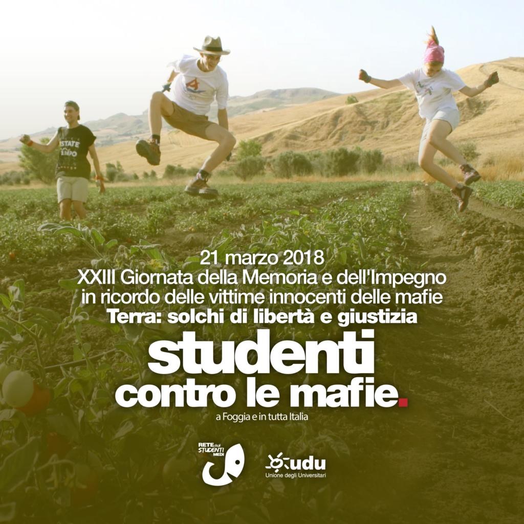 studenti contro le mafie