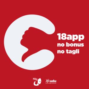18 app - bonus cultura - accesso alla cultura