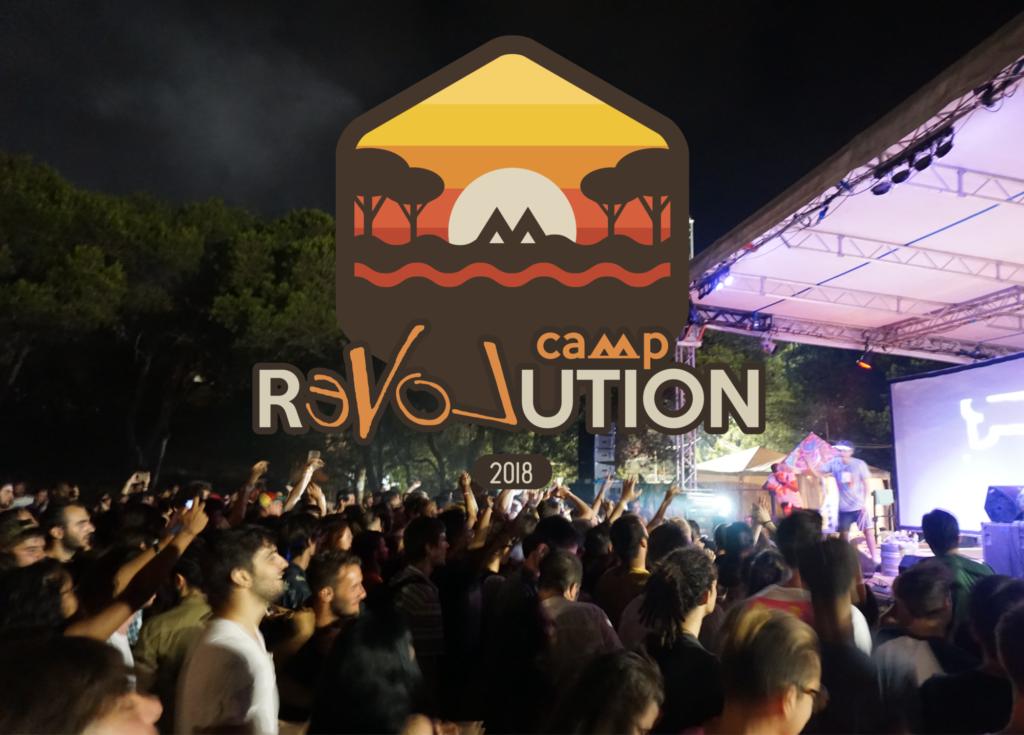 Revolution Camp 2018 - concerti