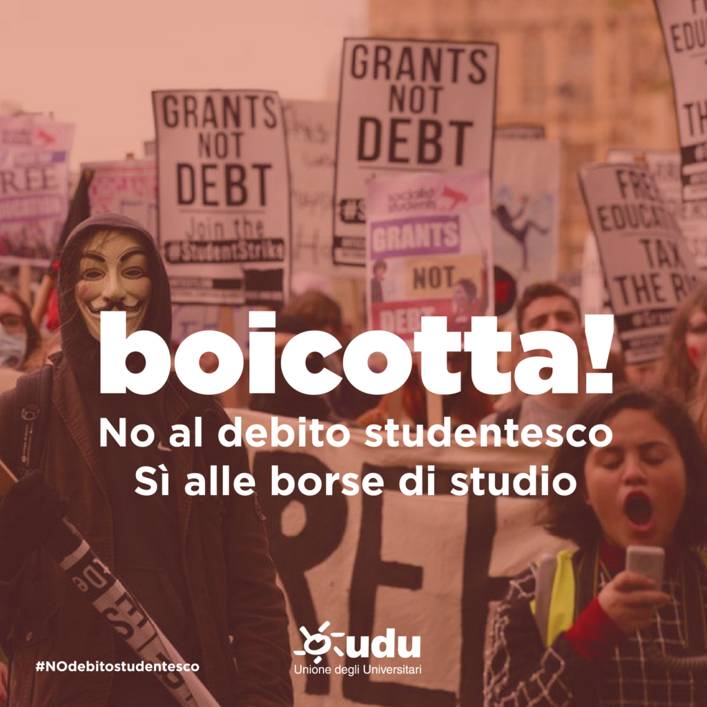 debito studentesco