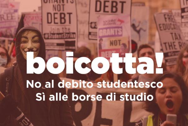debito studentesco