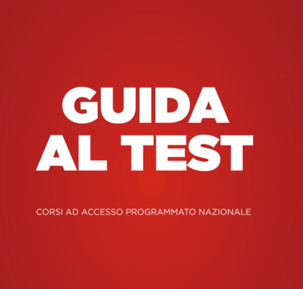 Guida ai test 2018